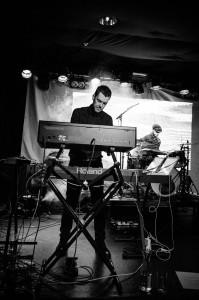 Live Club Sputnik, Jönköping, 2014. Photo: Emelie Aspenberg