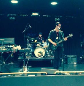 Soundcheck, Club Sputnik, Jönköping, 2014